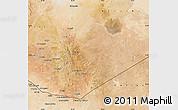 Satellite Map of As Suwayda