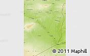 Physical Map of Dayr Az Zawr