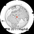 Outline Map of Dayr Az Zawr