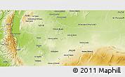 Physical 3D Map of Hamah