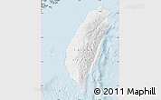 Gray Map of Taiwan
