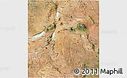 Satellite 3D Map of Arusha