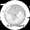 Outline Map of Biharamulo