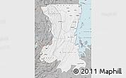 Gray Map of Kagera