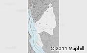 Gray Map of Kigoma