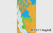 Political Map of Kigoma