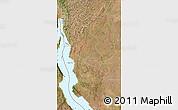 Satellite Map of Kigoma