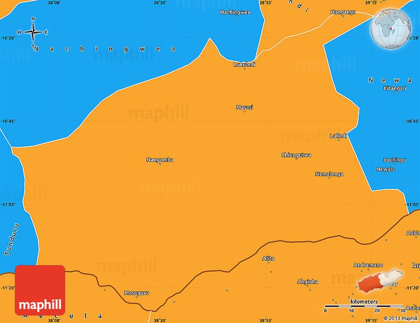 Tanzania Map Download Images - Tanzania map download