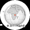 Outline Map of Mpanda