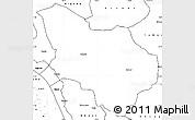 Blank Simple Map of Mpanda