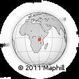 Outline Map of Urambo