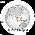 Outline Map of Buri Rum