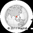 Outline Map of Nakhon Phanom & Mukdahan