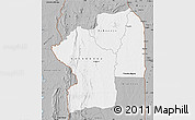 Gray Map of Centre