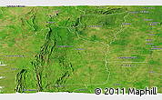 Satellite Panoramic Map of Centre