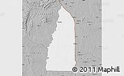 Gray Map of Tchamba (Nyala)