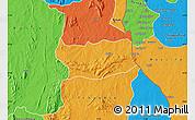 Political Map of Assoli