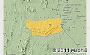 Savanna Style Map of Assoli
