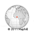 Outline Map of Assoli