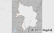 Gray 3D Map of Bassar