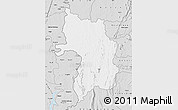 Silver Style Map of Bassar