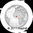 Outline Map of Bimah
