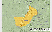 Savanna Style Map of Doufelgou
