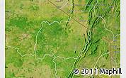 Satellite Map of Keran