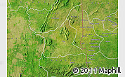 Satellite Map of Kozah