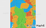 Political Map of Kara