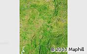 Satellite Map of Kara