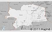 Gray Panoramic Map of Kara