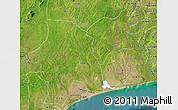 Satellite Map of Maritime