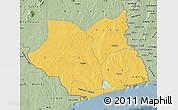 Savanna Style Map of Maritime