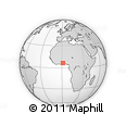 Outline Map of Maritime