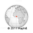 Outline Map of Haho
