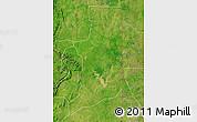 Satellite Map of Ogou