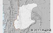 Gray Map of Wawa