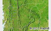Satellite Map of Wawa