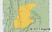 Savanna Style Map of Wawa