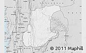 Silver Style Map of Wawa