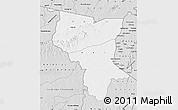 Silver Style Map of Savanes