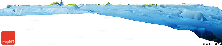 Physical Horizon Map of Tonga