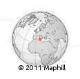 Outline Map of Region 1