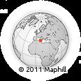 Outline Map of Region 2