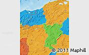 Political Map of Region 3