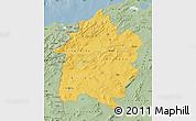 Savanna Style Map of Region 3