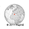 Outline Map of Region 5