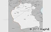 Gray 3D Map of Region 6