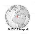 Outline Map of Region 6